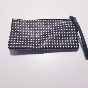 Relic Bags - Relic Polka Dot Wristlet Wallet